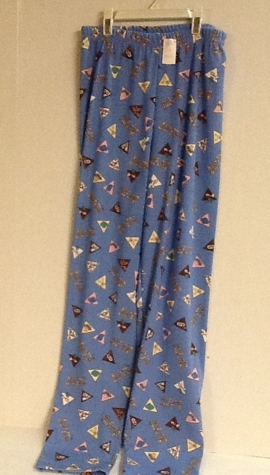 Brownie Girl Scouts Pants Printed Leggings New! Size 6 8 12 16 #GirlScouts