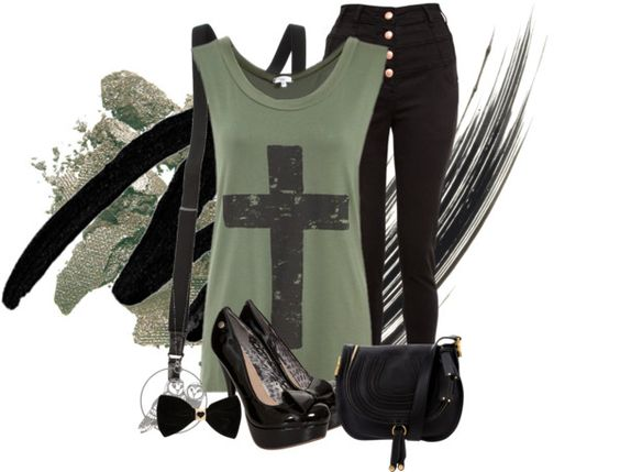 """""""#186"""" by touchtherain ❤ liked on Polyvore"""