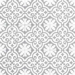 Stock online de carreaux ciment motifs 20x20cm unis - Mosaic del sur tiles ...