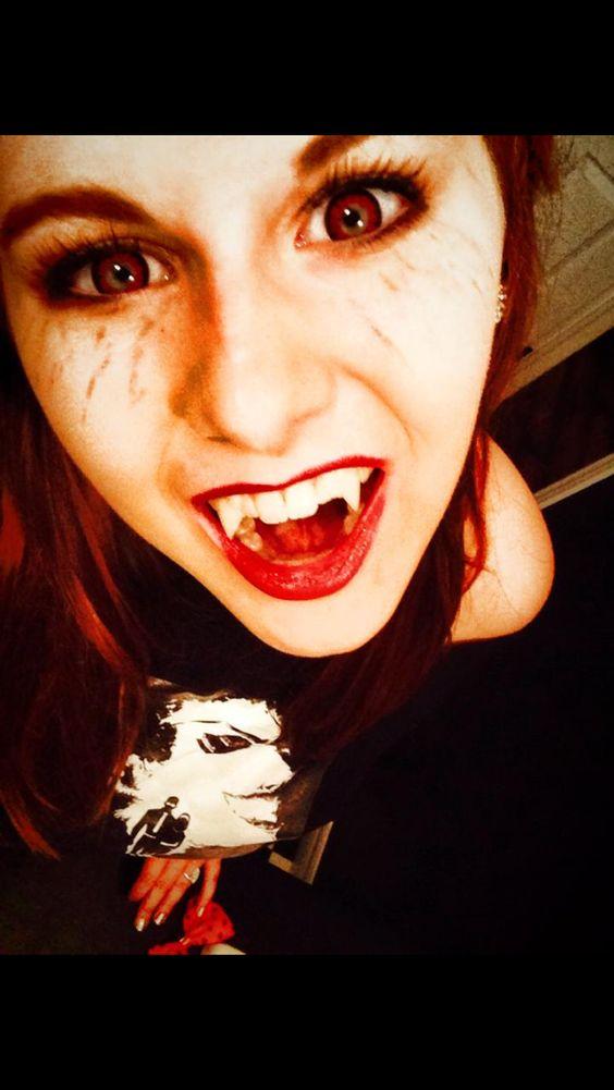 Got bored so I did a Vampire Diaries tutorial :D