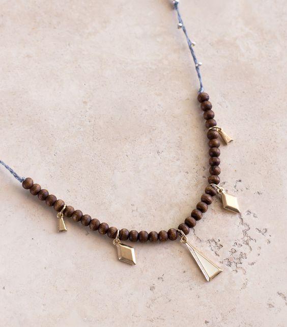 Brass Tax Multi Way Necklace