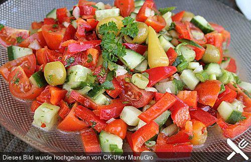 Coban Salatasi Salat - Türkei