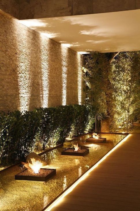 An Introduction To Garden Lighting Garden Lighting Design