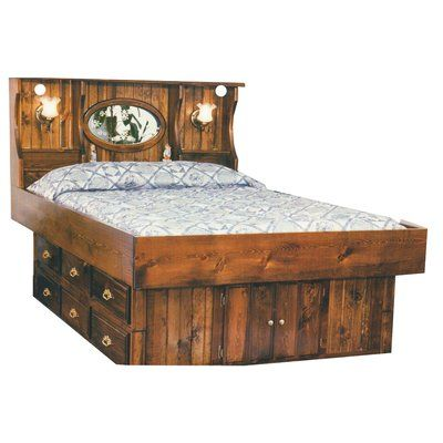 Alwyn Home Shipman 49 Hard Side Waterbed Mattress Size King