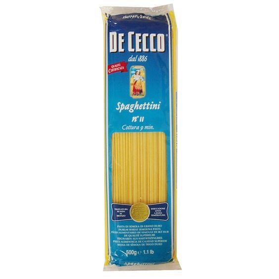 カルディのパスタ「ディチェコ No.11」が安定の美味しさ