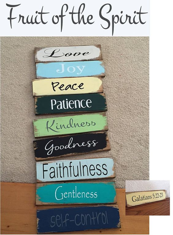 Fruits of the spirit 11 signs totalhand painted wood signstitle fruits of the spirit 11 signs totalhand painted wood signstitle sign 9 spiritual gift signs 1 scripture reference sign negle Choice Image