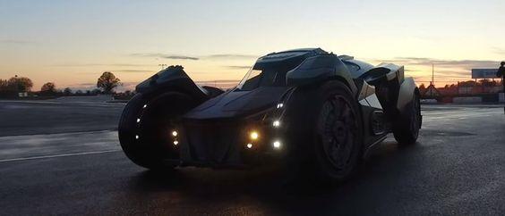 Lamborghini Gallardo é transformada em Batmóvel para o Gumball