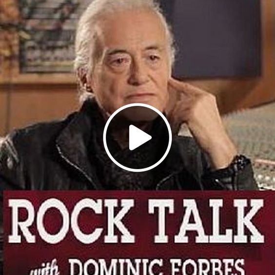 Listen to Dominic Forbes - Rock Talk with Jimmy Page by Platinum Rock Radio