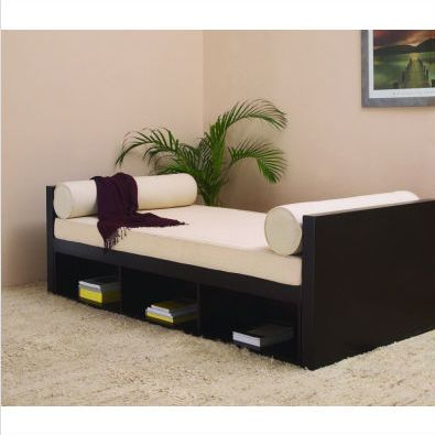 eco friendly daybed with storage