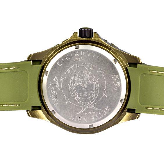 #TrifoglioWatch  Available at www.chronowatchcompany.com