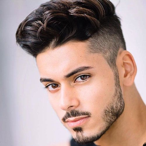 Best Men S Haircuts For Your Face Shape 2020 Illustrated Guide Diamond Face Shape Hairstyles Beard Styles Best Beard Styles