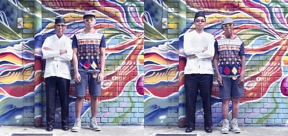 Singapore Youths Swap Clothes With Their Elders. Here's What Happened