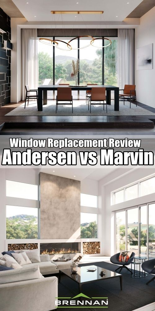 Each Brand Offers A Unique Selection Of Window Types But In 2020 Windows Marvin Replacement Windows Window Brands