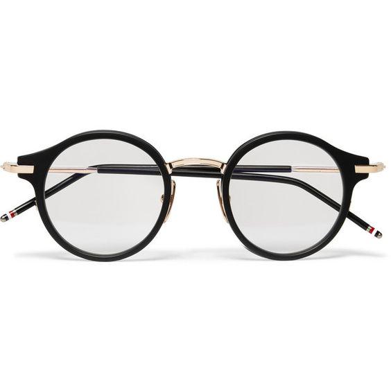 thom browne eyewear|体験するべき大人のシック&スポーティモダンなメガネ