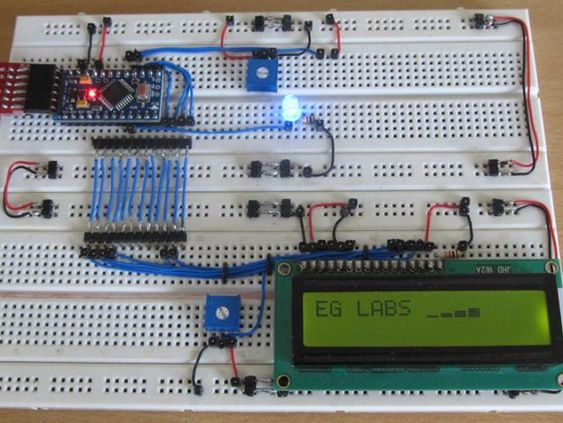 OPC Tools for makers - Arduino - sitemap