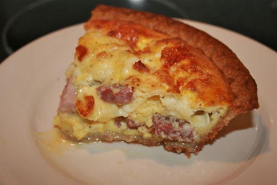 Simple Pizza Rustica