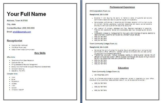 This shows the scope of your RICS HomeBuyer Report RICS - resume template for receptionist