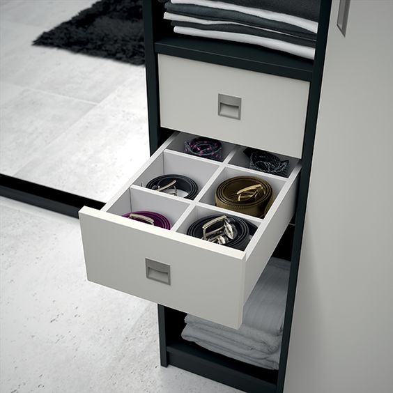 kazed dressing tiroir avec croisillons dressings. Black Bedroom Furniture Sets. Home Design Ideas