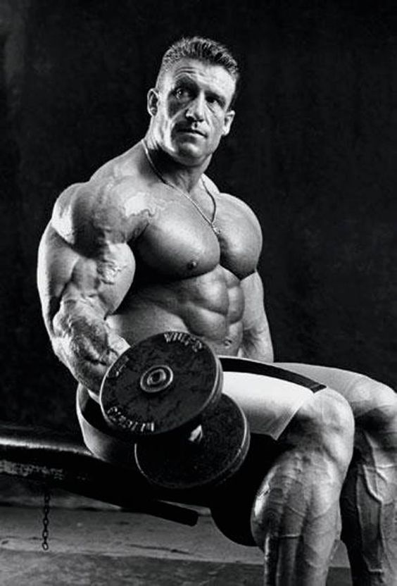 Dorian Yates The Voice of NETizen - Fitness and Lifestyle