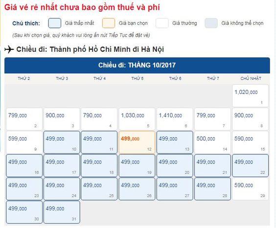 Mua vé máy bay đi Hà Nội đón thu nhẹ nhàng