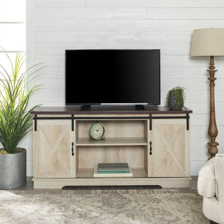 Pin On Barn Door Tv Stand