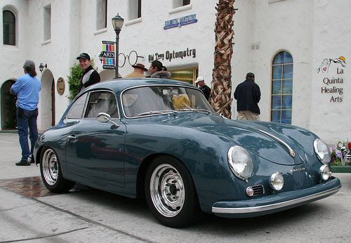Porsche 356 Outlaw by johnei, via Flickr