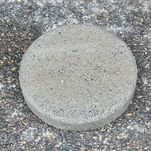 12inch Round Smooth Stepping Stone Grey In 2020 Stepping Stones Round Stepping Stones Stone