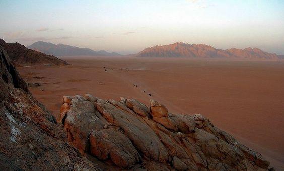 Sinai by Alexander Deshkovets on 500px