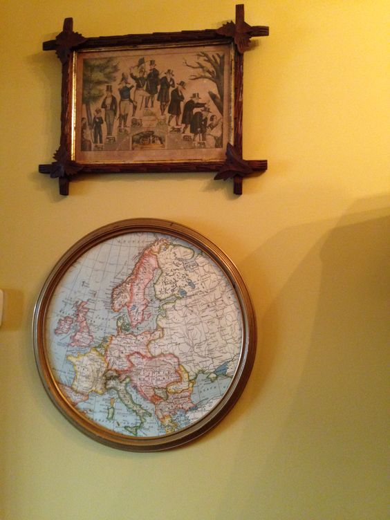 Antique Maps Antiques And Maps On Pinterest