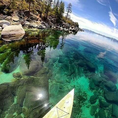 #Lago #Tahoe #Nevada #EE.Uu. #VM