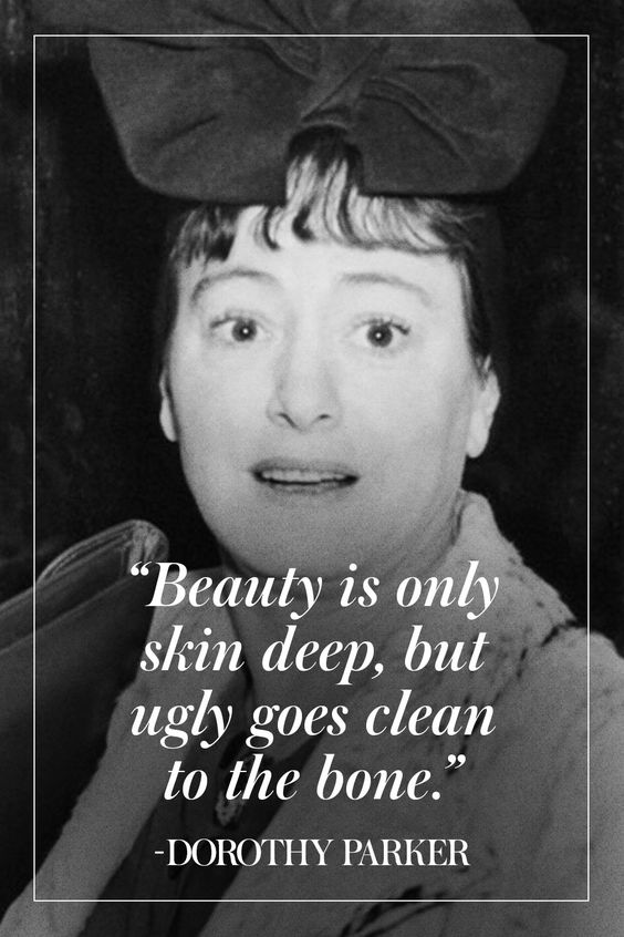 12 Pearls of Wisdom From Dorothy Parker - TownandCountryMag.com