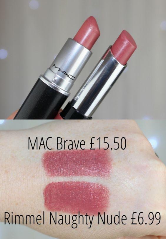MAC Brave Dupe