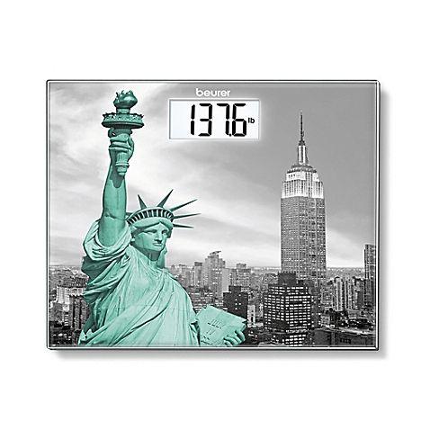 $19.99 - Beurer New York Digital Glass Bathroom Scale