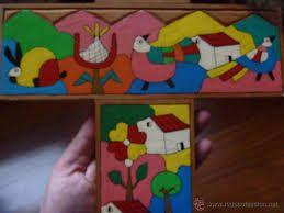 Resultado de imagen para objetos pintados a mano