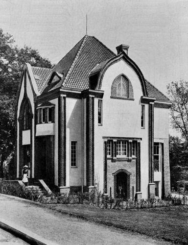 Behrens house architecture pinterest darmstadt the for Behrens house