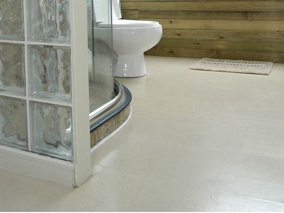 Photographic Gallery Depiction of Cork Floor In Bathroom Eco Friendly and Durable Bathroom Flooring