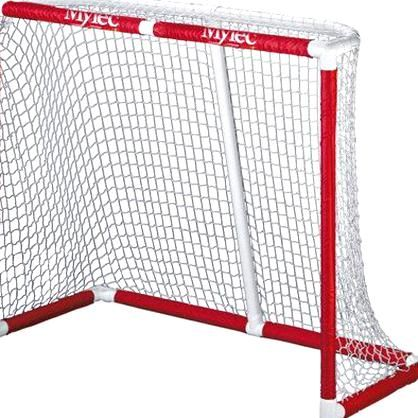 Mylec Ultra Pro Ii Hockey Goal Red In 2020 Hockey Goal Hockey Goals