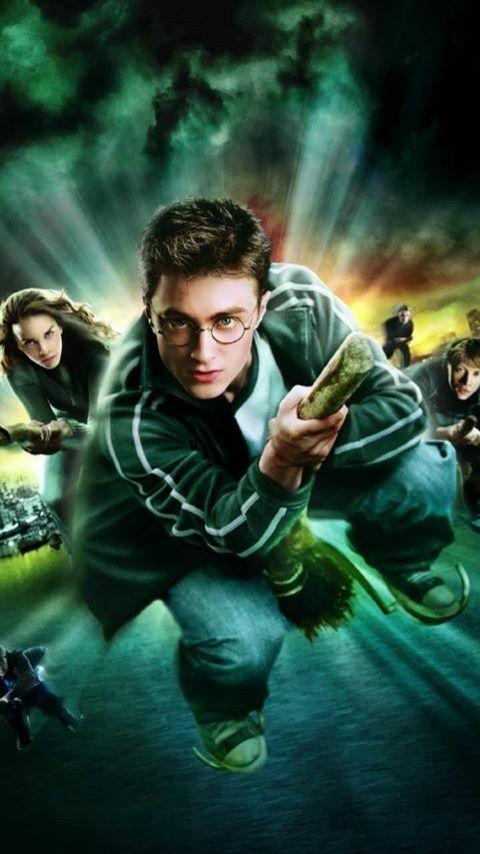 Hermione Harry Et Ron Harry Potter Wallpaper Harry Potter