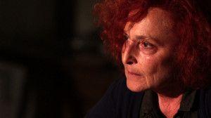 Anna Maria De Luca interpreta Teresa,  storia di una donna di  'ndrangheta, al Teatro di Badolato.