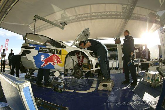 WRC 2013: Acropolis Rally: Resumen Volkswagen -Ogier con problemas se reenganchó en WRC2-