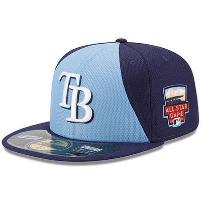 Tampa Bay Rays New Era Authentic Collection Diamond Era On-Field 59FIFTY Fitted…
