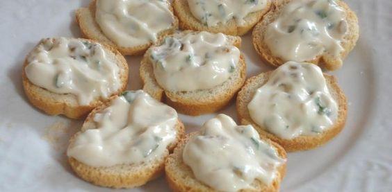 Receitas Supreme – Receita de patê de queijo e cebola