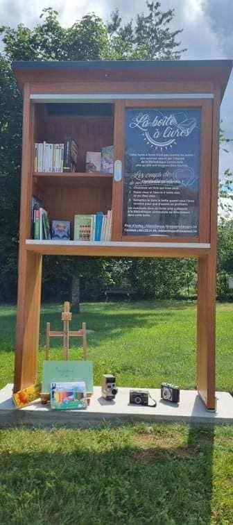 Ptite bibliothèque Libramont-Chevigny - Presseux