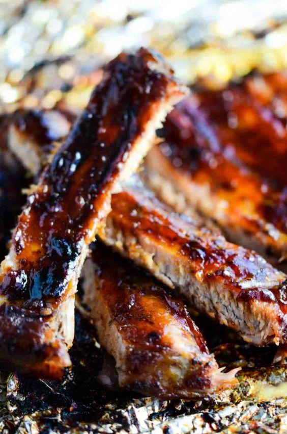 Fall Off the Bone Baby Back Ribs | Asian EATS! | Pinterest | Ribs ...