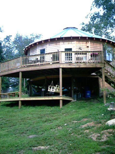 Yurt: Ohio: