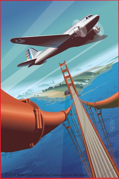 poster by John Mattos