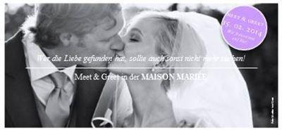 Meet & Greet zum Valentinstag 2014