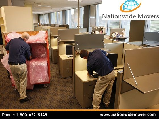 Nationwide Movers Can Provide Commercial Moving Services For Any