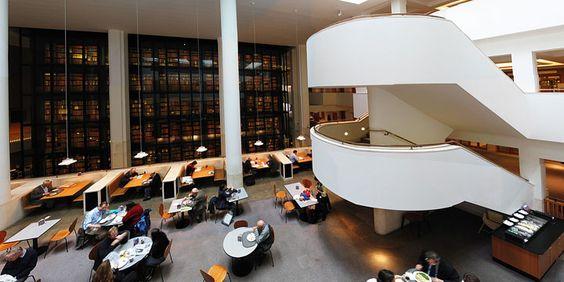 college cambridge interior - Cerca con Google