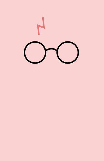 Harry Potter Glasses Art Print